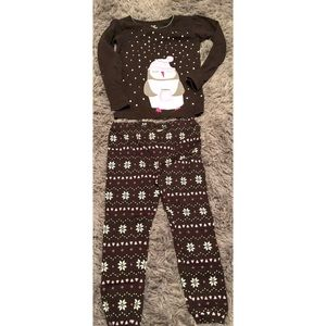Carter's-winter pjs set